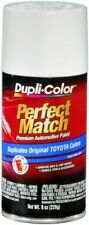 New listing Dupli-Color Bty1556 Super White Ii Toyota Exact-Match Automotive Paint - 8 oz.