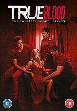 True Blood - Series 4 - Complete (DVD, 2012, 5-Disc Set, Box Set)