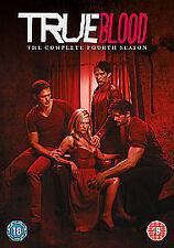 True Blood - Series 4 - Complete (DVD, 2012, 5-Disc Set, Box Set) New & sealed