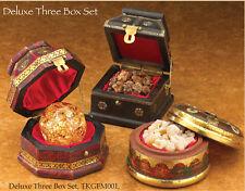 Three Kings Nativity Deluxe Box Set