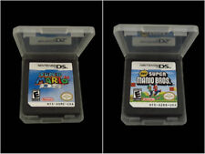 New Super Mario 64 DS+Super Mario Bros Game Card For Nintendo 3DS DSI DS XL Gift