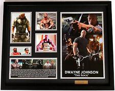 THE ROCK DWAYNE JOHNSON MOVIE 4X6 Mini POSTER COLOR PICTURE PHOTOGRAPH PHOTO