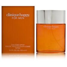 CLINIQUE HAPPY FOR MEN - Colonia / Perfume EDT 100 mL - Hombre / Man / Uomo