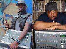 Hip Hop SP-1200 Drum Kit SOUNDs Vintage Drum Machine SAMPLES KIT MPC emu sp1200