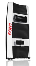 Amgo Curved Reinforced Professional Top Grade Thai Taekwondo Karate Martial Art