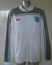 UMBRO ENGLAND Media Jacket Tracksuit Jacket Size Small  Men's  NEW