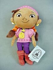 IZZY from Disney Junior's Jake and the Never Land Pirates 12 Inch Plush - NEW