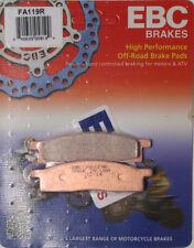 EBC BRAKE PADS Fits: Yamaha YZ80,YZ85,TTR125LE,TTR125L