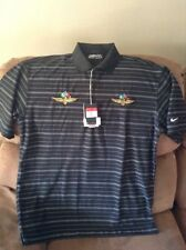 Nike Golf L Short Sleeve Regular Size Casual Shirts for Men