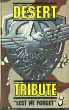 Desert Tribute Grateful Nation Lest We Forget Christian