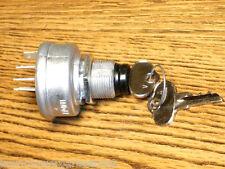 John Deere stx 38, 130, 165, 170, 175,180, 185, rx73 rx7 ignition starter switch