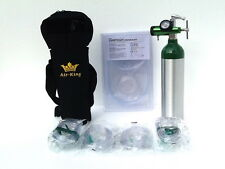 Aviation Oxygen System AirKing Portable 15 CF High Duration Emergency System New