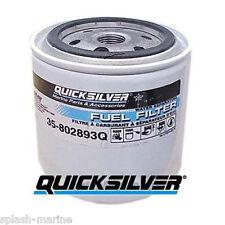 Quicksilver Fuel / Water Separator - Replaces ABB-FUELF-IL-TR / MAR-FUELF-IL-TR