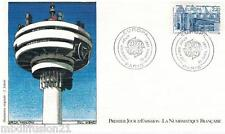 1987**ENVELOPPE ILLUSTREE**FDC 1°JOUR!!**EUROPA-ARCHITECTURE**TIMBRE Y/T 2471