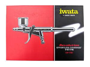 ANEST IWATA MEDEA Airbrush HP-TR1 Revolution HPTR air brush 0.3mm New Package!