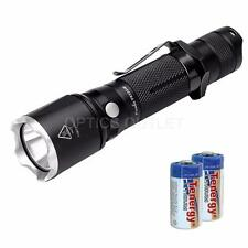 Fenix TK15UE Ultimate Edition 1000 Lumen LED Tactical Flashlight w/ 2x CR123As
