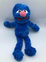 Sesame Street Grover Gund Plush Kids Soft Stuffed Toy Animal Doll Muppets Henson