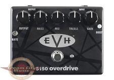 Brand New MXR EVH 5150 Overdrive Guitar Pedal