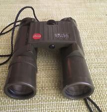 Vintage Leica Trinovid Binoculars 10x25 BCA In Excellent Condition.