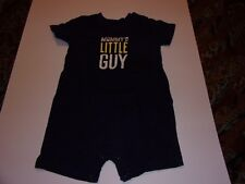Carter's Boys/Toddlers 18 Months, Mommy's Little Guy / One Piece Romper