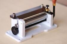 """6"""" Manual Leather Skiver Peeler Splitter DIY Shovel Skin Skiving Machine T"""