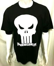 PUNISHER - Official T-Shirt (XXL) New OG 2002 Marvel 3D Print Mad Engine Rare