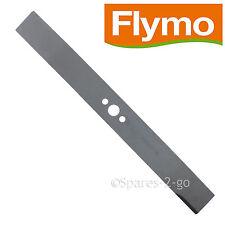 FLYMO Lawnmower Blade 38cm L38 Genuine Metal Cutter Lawn Mower Spare Part
