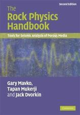 The Rock Physics Handbook: Tools For Seismic Analysis Of Porous Media: By Gar...