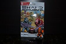 Halo Mega Bloks Series 8 UNSC Orange Spartan HAZOP  # 96978 SEALED