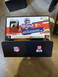 2020 DONRUSS Football NFL Gravity Box - 40 Pack Lot - 8 Cards Per Pack 📈