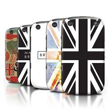 Back Case/Cover/Skin for Blackberry Curve 9320/Great Britain/British Pride