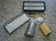Inspektionspaket Filter Wartungskit Hyundai Getz 1,5 CRDI 65KW 2005-2009