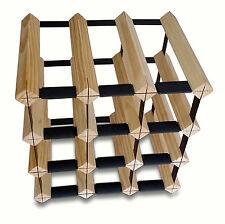 Wood Alcohol Racks