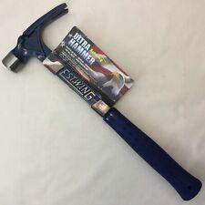 Estwing ESTE 239 mm E239MM Couvreurs Pick Hammer-Leather Grip