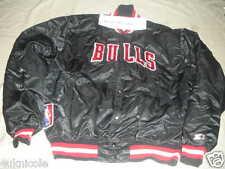 Chicago Bulls NBA STARTER BASKETBALL Jacket XL XLARGE ADULT USA  jordan era