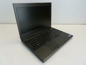 Dell Precision M4700 i7-3740QM 2.7GHz 16GB 1TB FirePro M4000 BIOS LOCKED