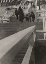 "LASZLO MOHOLY-NAGY  ""The Boardwalk"" Vintage Photography Bauhaus Poster"