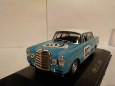 Mercedes 300 SE (W112) No. 102 24h Spa  1964 winner 1/43