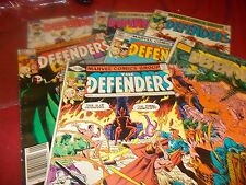 The Defenders (set of 7 )