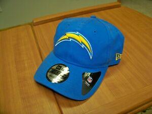 NEW!! NFL Team Chargers New Era 9Twenty Hat / Cap - Adjustable Strap