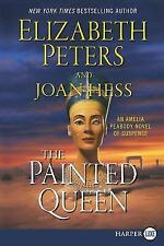 The Painted Queen: An Amelia Peabody Novel of Suspense (Paperback or Softback)