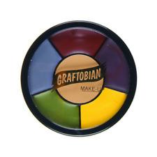 Severe Trauma Cream Color Wheel With Instruction Pro FX Bruise Injury Graftobian