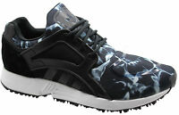 Adidas Originals Racer Lite Mens Trainers Running Shoes Black Lace Up M16961 U41