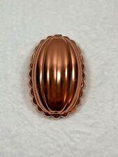5 Acorn Charms Antique Copper Tone 3D BC1667