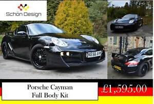 Porsche Cayman Full Body Kit | For the Cayman 981