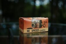 "RARE NIB NOS Hi Speed Vintage 126 Film Toy ""Lomo"" ""Lomography"" Camera! Works!"