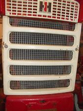 International 340 Utility Tractor Ih Ihc Front Nose Cone Bar Grill With Screen