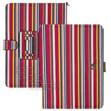 Zebra Leopard Portfolio Flip Cover Smart Case Protector For Apple iPad-Mini 4