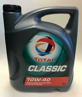 10W-40 TOTAL CLASSIC // 1 x 5 L. Motoröl   / BMW Spezialöl