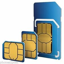NEW O2/02 NETWORK PAY AS YOU GO 02 SIM CARD SEALED UNLIMITED CALLS AND TEXTS